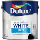 Dulux Matt Pure Brilliant White